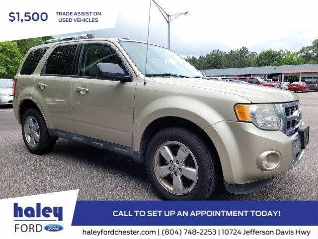 2012 Ford Escape Vehicle Photo in Richmond, VA 23237
