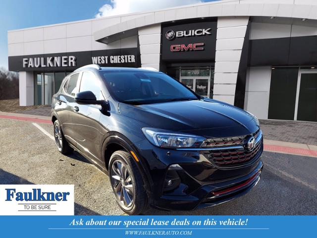 2021 Buick Encore GX Vehicle Photo in WEST CHESTER, PA 19382-4976