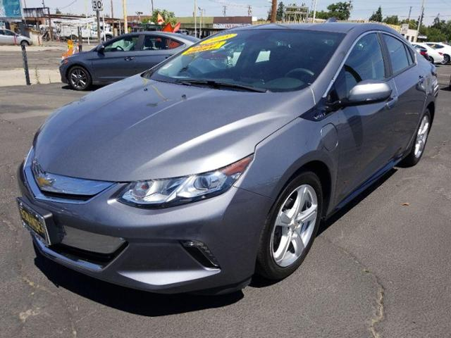 2018 Chevrolet Volt Vehicle Photo in Turlock, CA 95380