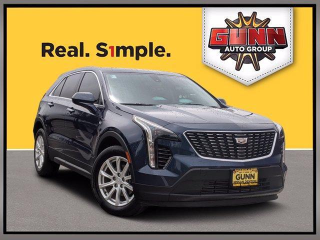 2019 Cadillac XT4 Vehicle Photo in San Antonio, TX 78230