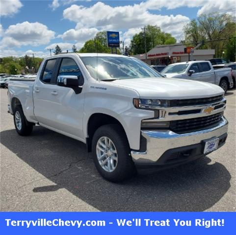 2020 Chevrolet Silverado 1500 Vehicle Photo in Terryville, CT 06786
