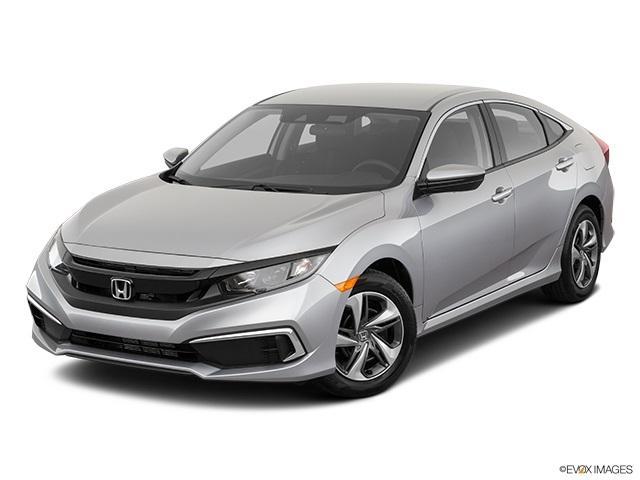 2019 Honda Civic Sedan Vehicle Photo in ELGIN, TX 78621-4245