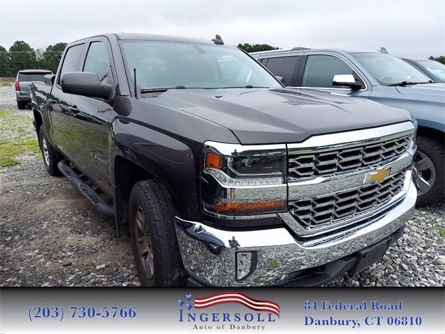 2016 Chevrolet Silverado 1500 Vehicle Photo in DANBURY, CT 06810-5034