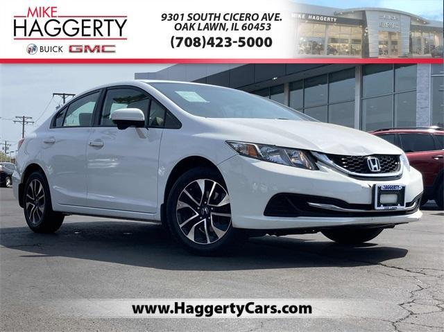 2015 Honda Civic Sedan Vehicle Photo in Oak Lawn, IL 60453-2517