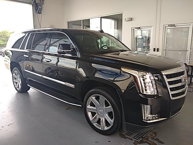2018 Cadillac Escalade ESV Vehicle Photo in Greer, SC 29651