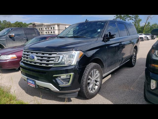 2018 Ford Expedition Max Vehicle Photo in CROSBY, TX 77532-9157