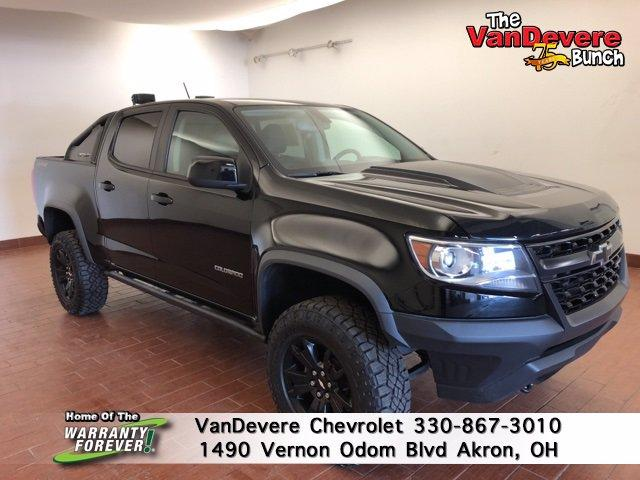 2018 Chevrolet Colorado Vehicle Photo in AKRON, OH 44320-4088