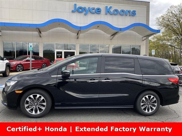 2021 Honda Odyssey Vehicle Photo in Manassas, VA 20109
