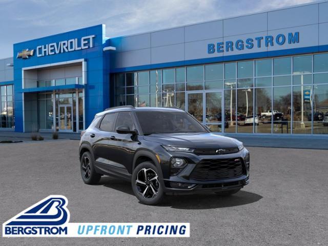 2022 Chevrolet Trailblazer Vehicle Photo in NEENAH, WI 54956-2243