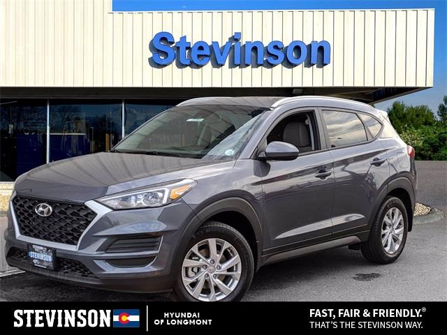 2021 Hyundai Tucson Vehicle Photo in Longmont, CO 80501