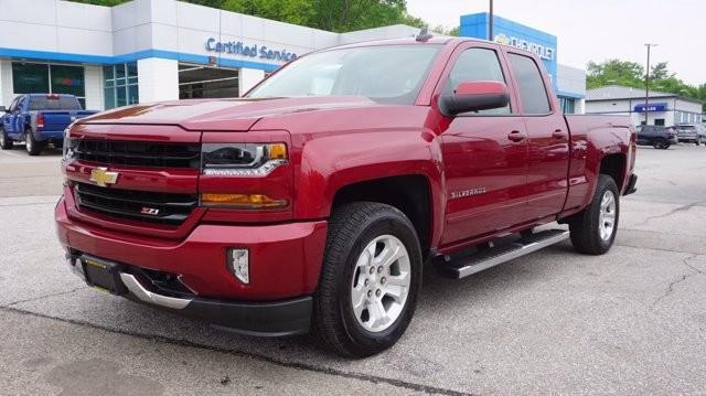 2018 Chevrolet Silverado 1500 Vehicle Photo in Milford, OH 45150