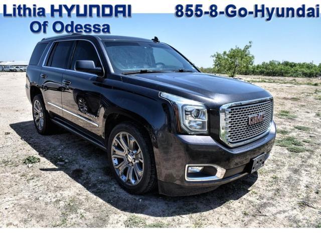 2015 GMC Yukon Vehicle Photo in Odessa, TX 79762