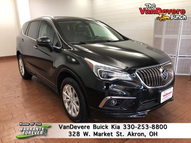 2017 Buick Envision Vehicle Photo in AKRON, OH 44303-2185