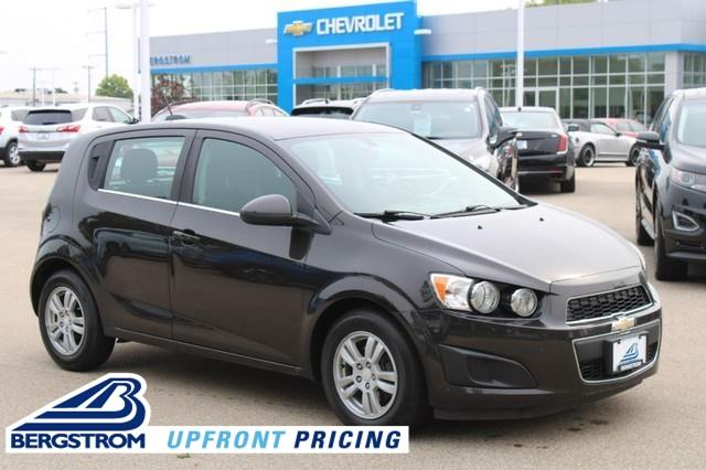 2015 Chevrolet Sonic Vehicle Photo in MADISON, WI 53713-3220