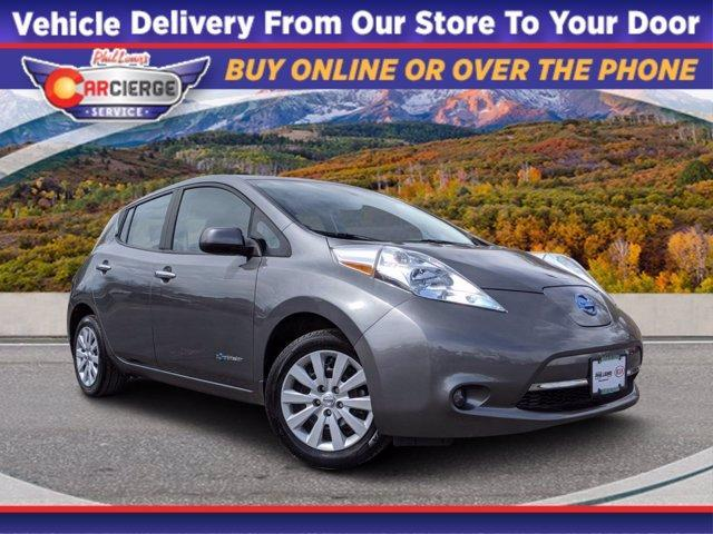 2017 Nissan LEAF Vehicle Photo in Colorado Springs, CO 80905