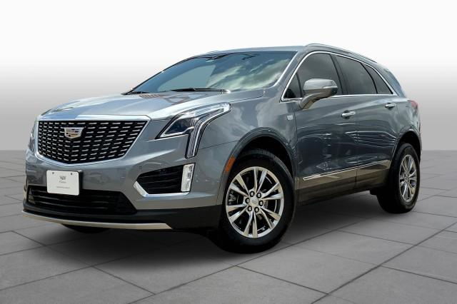 2021 Cadillac XT5 Vehicle Photo in Houston, TX 77074
