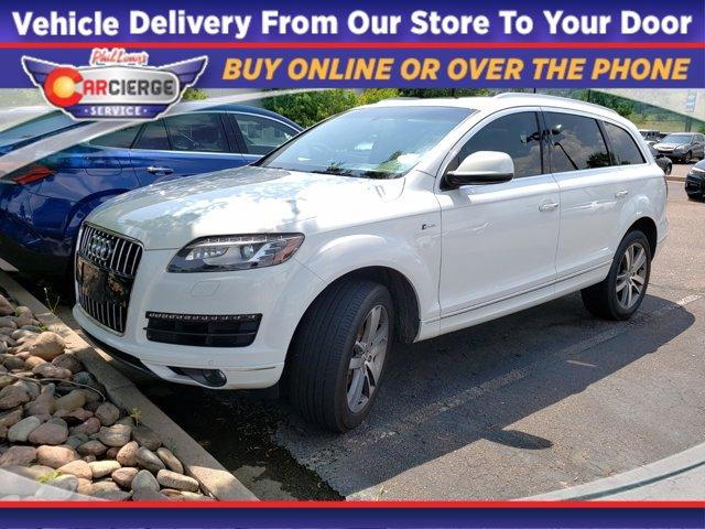 2015 Audi Q7 Vehicle Photo in Colorado Springs, CO 80905