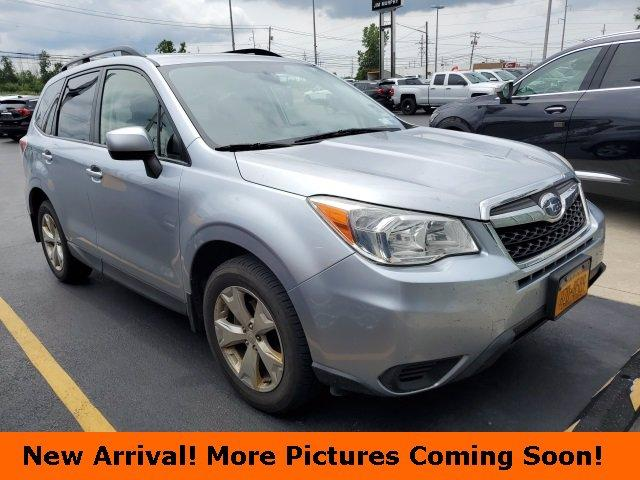 2014 Subaru Forester Vehicle Photo in DEPEW, NY 14043-2608