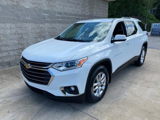 2018 Chevrolet Traverse Vehicle Photo in ELLWOOD CITY, PA 16117-1939