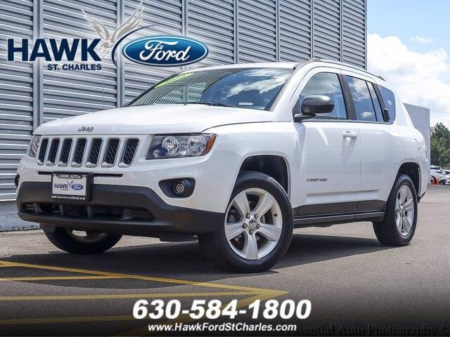 2016 Jeep Compass Vehicle Photo in Plainfield, IL 60586