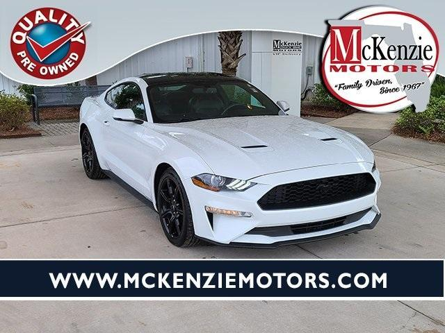 2018 Ford Mustang Vehicle Photo in MILTON, FL 32570-4591