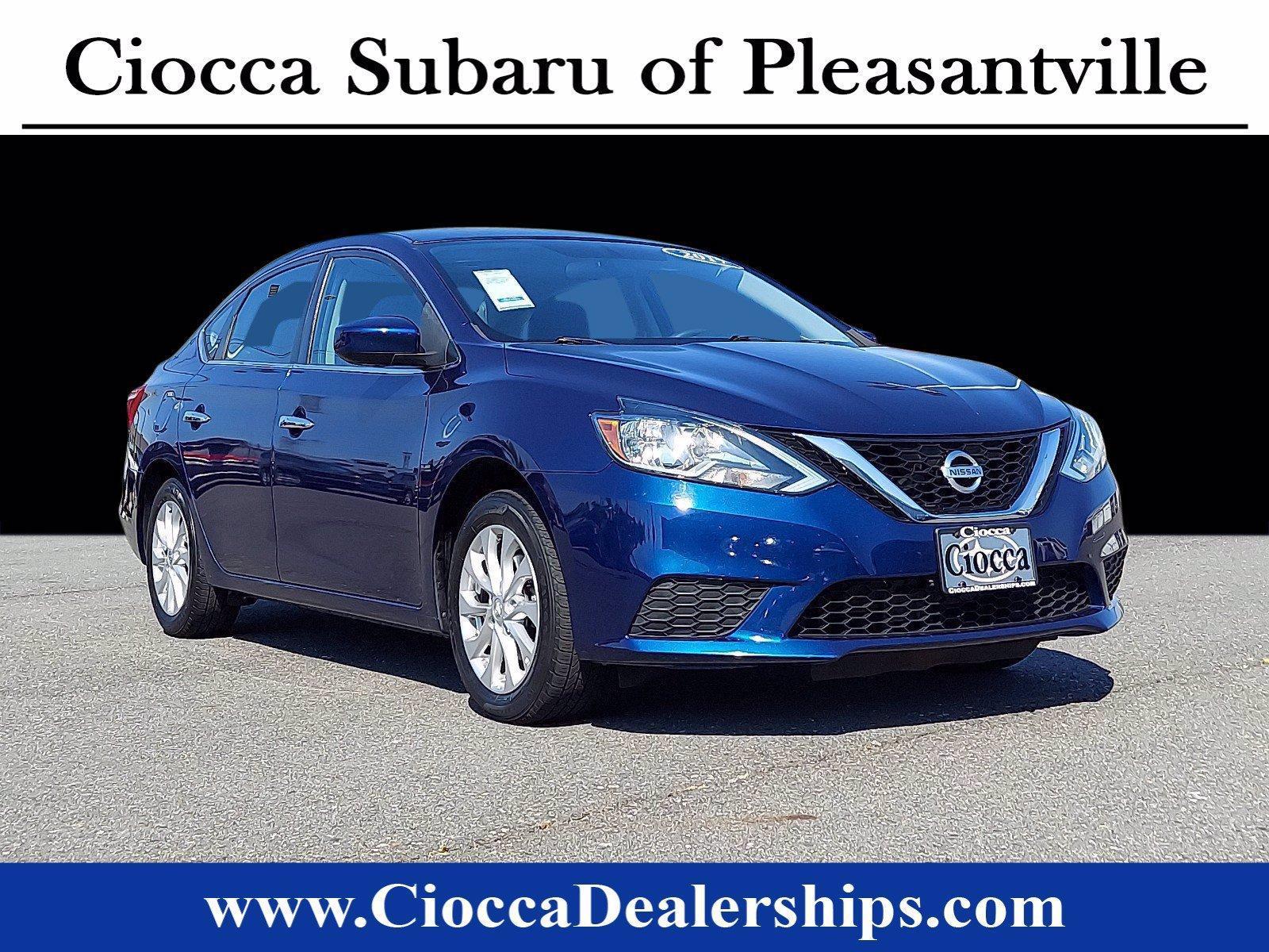 2017 Nissan Sentra Vehicle Photo in Pleasantville, NJ 08232