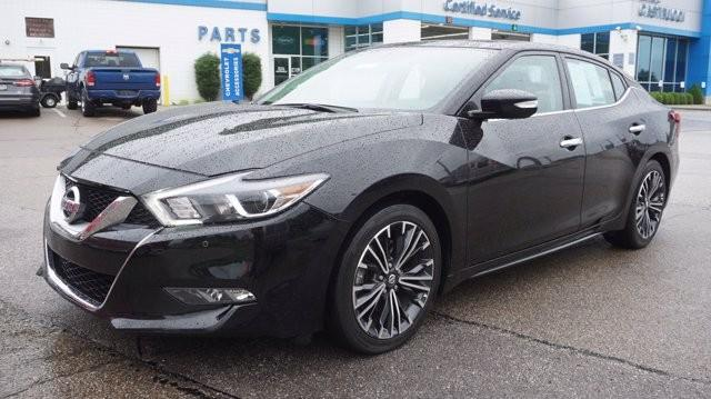 2017 Nissan Maxima Vehicle Photo in Milford, OH 45150