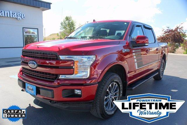 2018 Ford F-150 Vehicle Photo in Miles City, MT 59301-5791