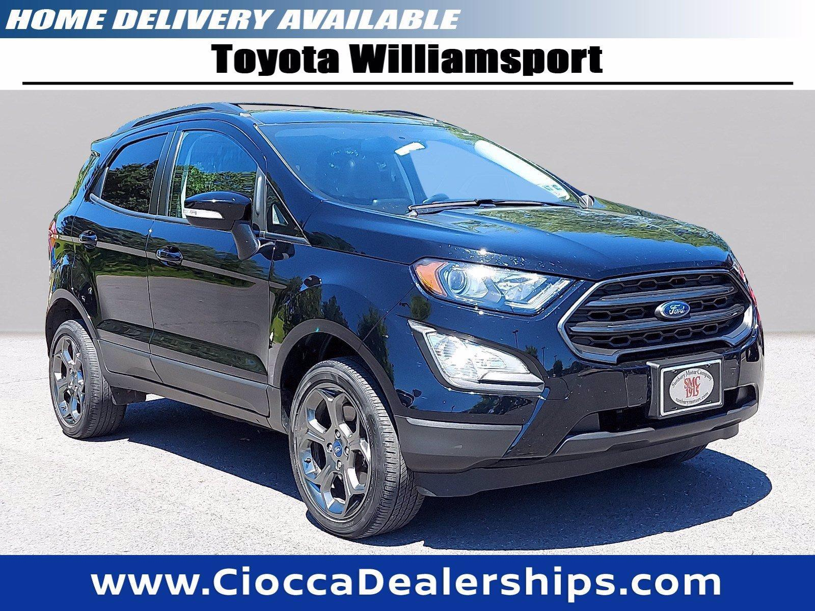 2018 Ford EcoSport Vehicle Photo in Muncy, PA 17756