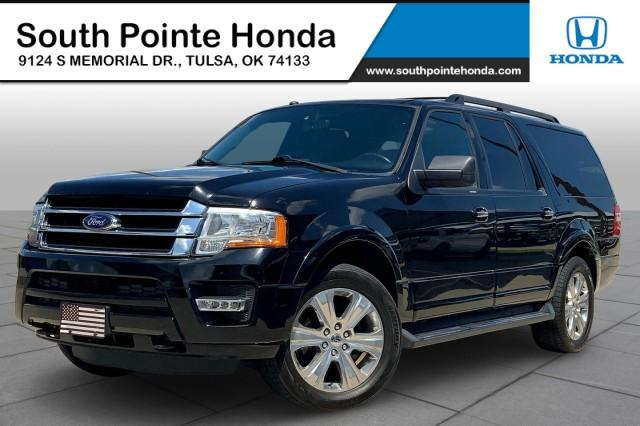 2017 Ford Expedition EL Vehicle Photo in Tulsa, OK 74133
