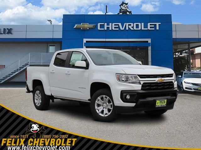 2021 Chevrolet Colorado Vehicle Photo in Los Angeles, CA 90007