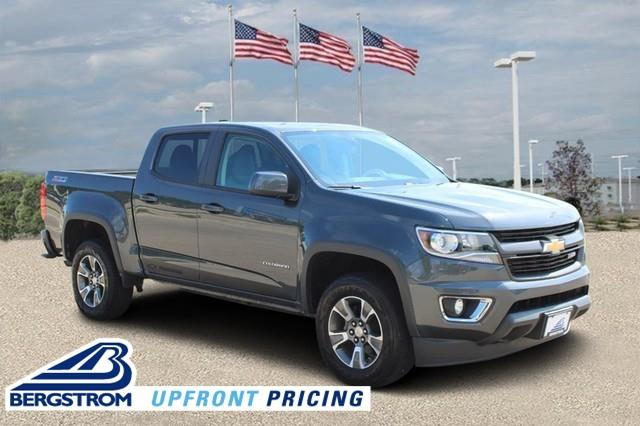 2017 Chevrolet Colorado Vehicle Photo in MADISON, WI 53713-3220