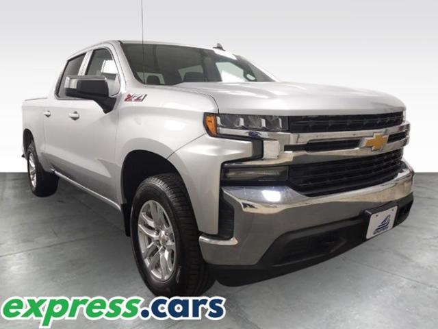 2019 Chevrolet Silverado 1500 Vehicle Photo in Green Bay, WI 54304