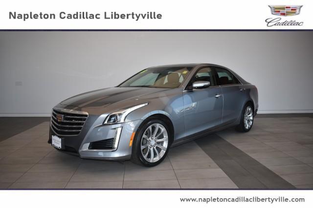 2018 Cadillac CTS Sedan Vehicle Photo in Libertyville, IL 60048