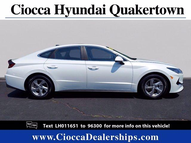 2020 Hyundai Sonata Vehicle Photo in Quakertown, PA 18951