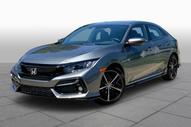 2020 Honda Civic Hatchback Vehicle Photo in Tulsa, OK 74133