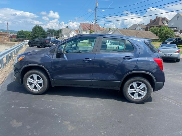 2018 Chevrolet Trax Vehicle Photo in ELLWOOD CITY, PA 16117-1939