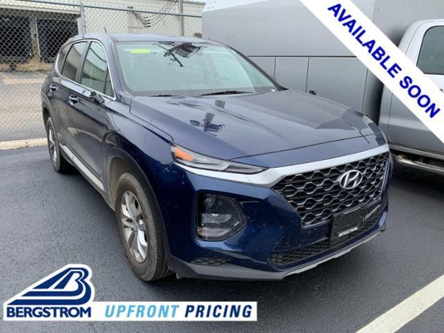 2019 Hyundai Santa Fe Vehicle Photo in APPLETON, WI 54914-4656
