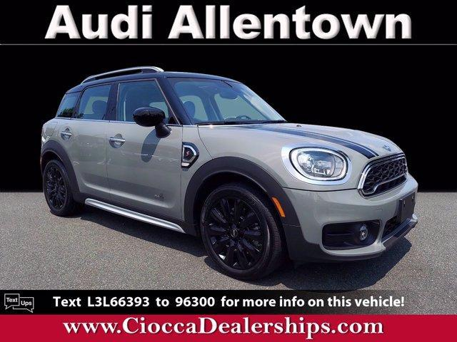 2020 MINI Cooper S Countryman ALL4 Vehicle Photo in Allentown, PA 18103