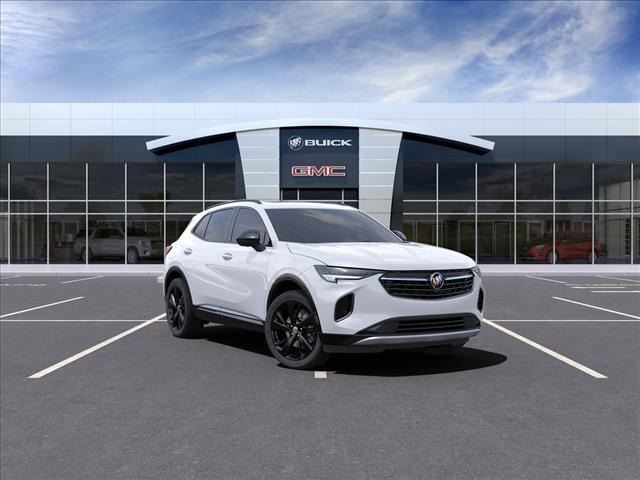 2021 Buick Envision Vehicle Photo in Emporia, VA 23847