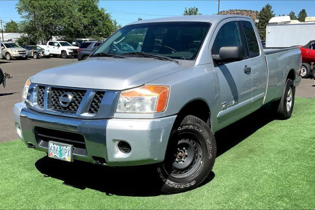 2008 Nissan Titan Vehicle Photo in Bend, OR 97701
