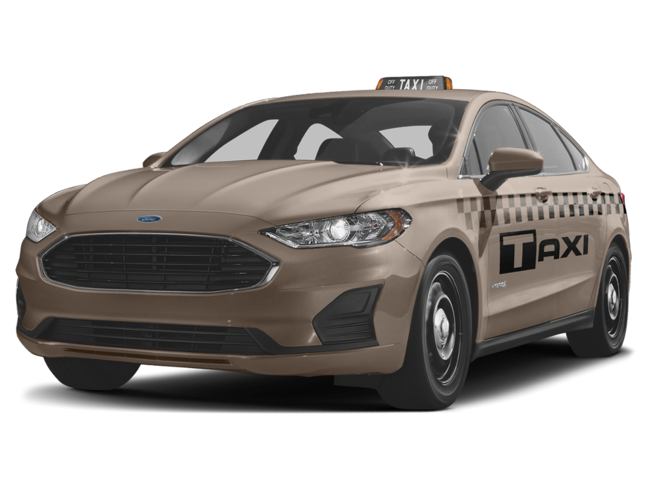 Ford 2019 Fusion Taxi FWD