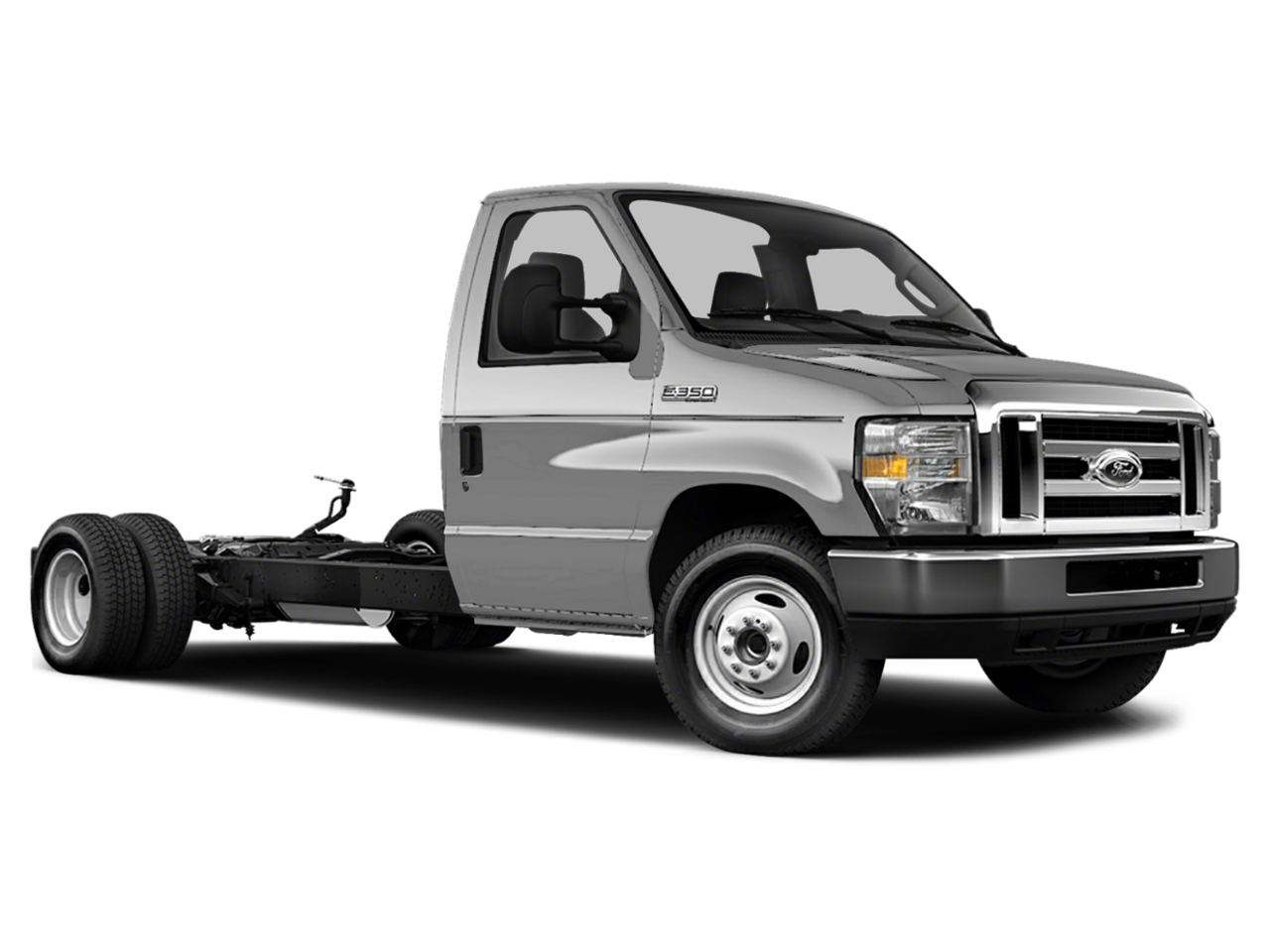 """Ford 2019 E-Series Cutaway E-350 DRW 138"""" WB"""
