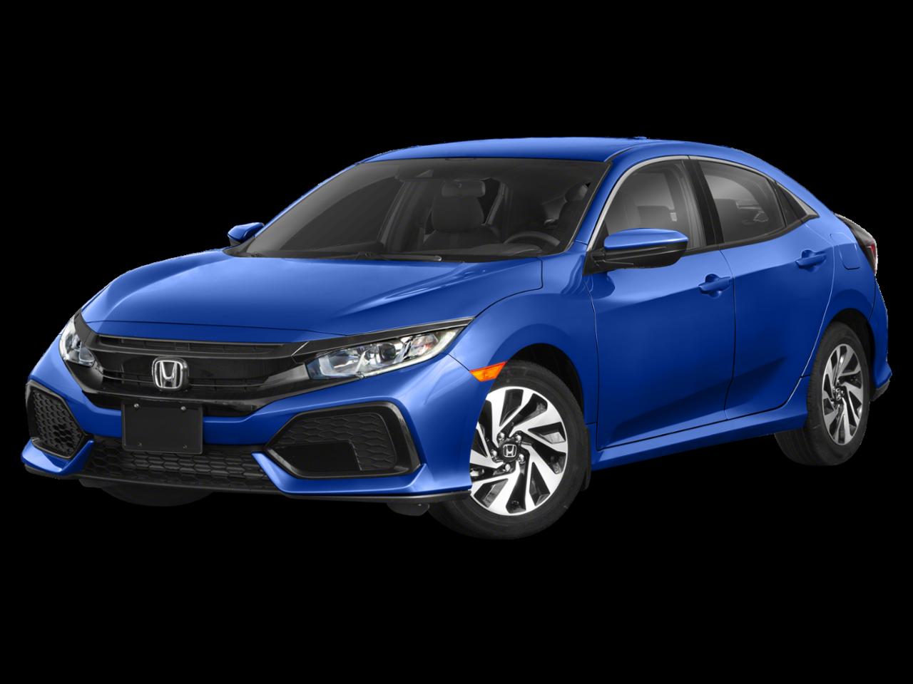 Honda 2019 Civic Hatchback LX