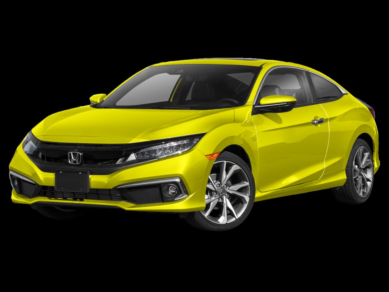 Honda 2019 Civic Coupe Touring