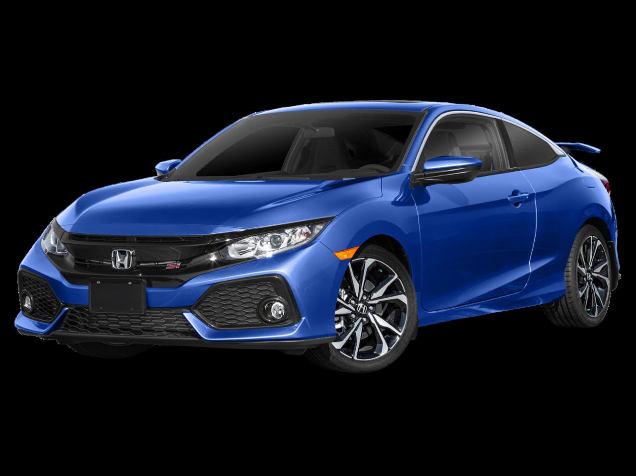 Honda 2019 Civic Si Coupe Manual