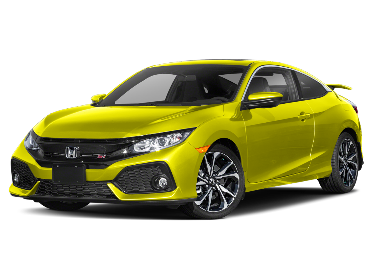 Honda 2019 Civic Si Coupe Manual w/Summer Tires