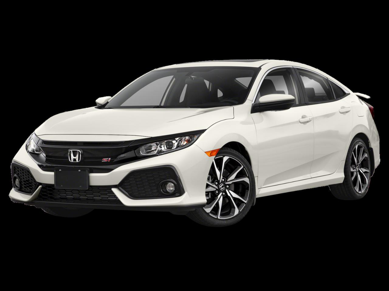 Honda 2019 Civic Si Sedan Manual w/Summer Tires