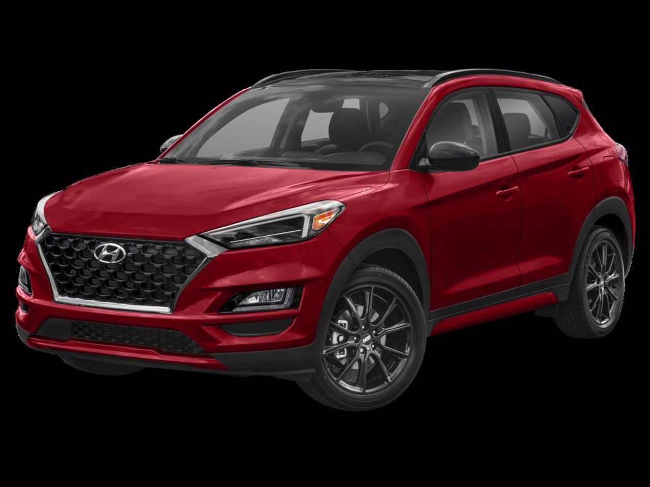 Hyundai 2019 Tucson Night