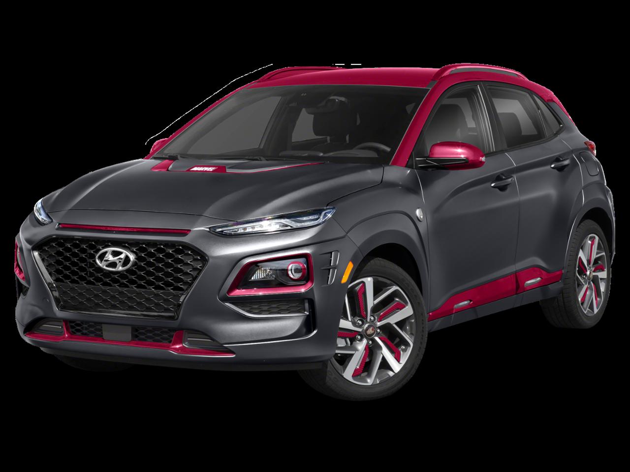 Hyundai 2019 Kona Iron Man